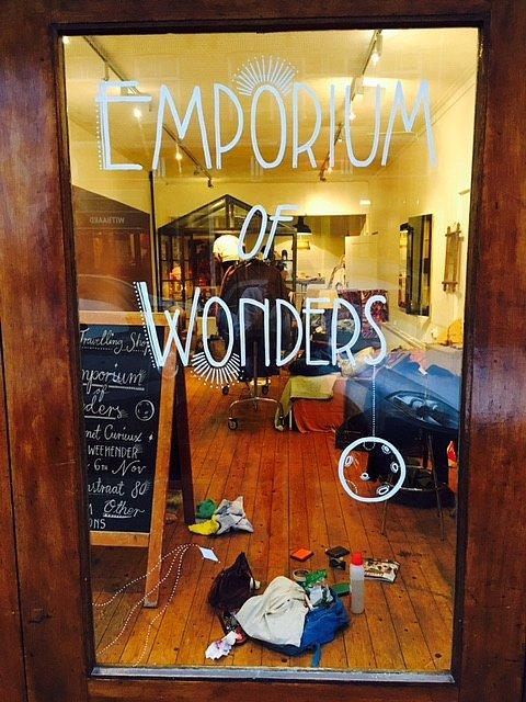 EMPORIUM OF WONDERS NEW